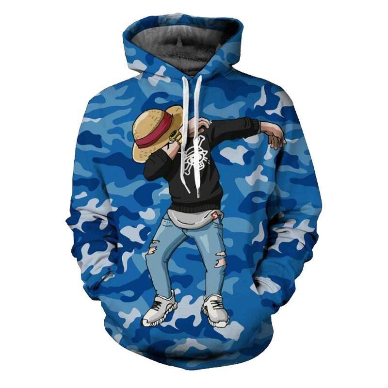 one piece anime sweatshirts
