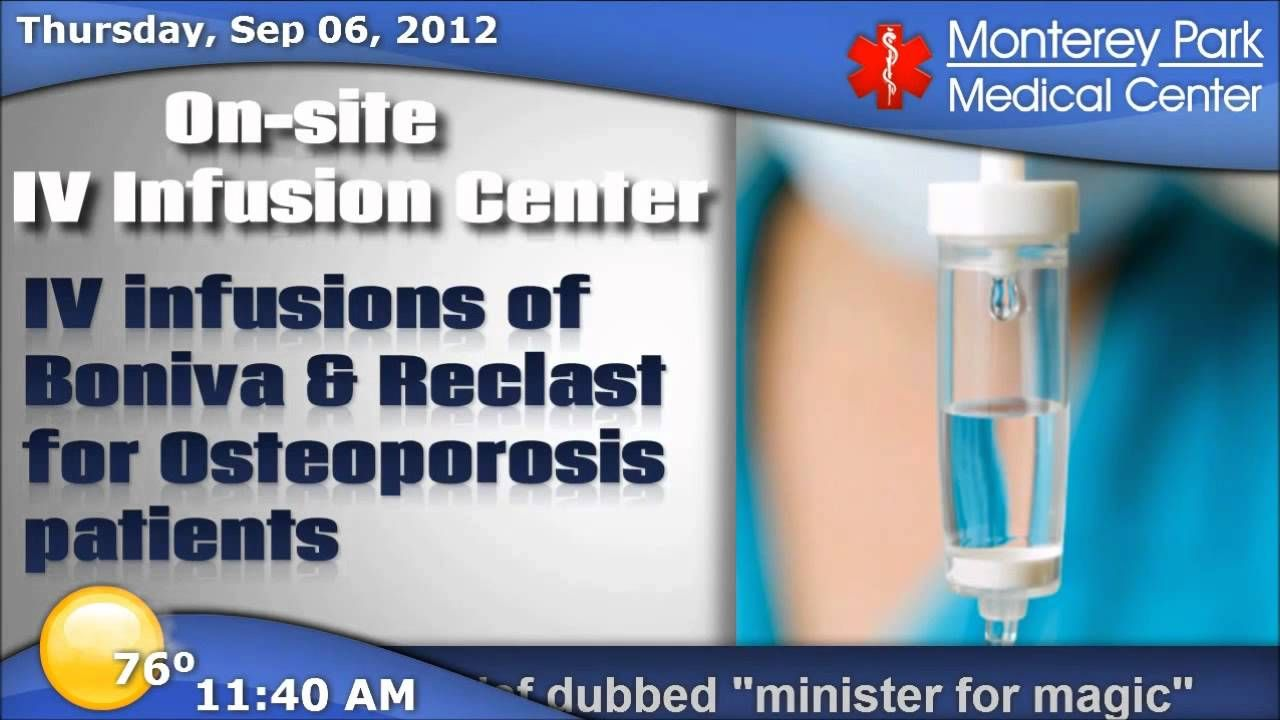 20++ Iv infusion for osteoporosis reclast info