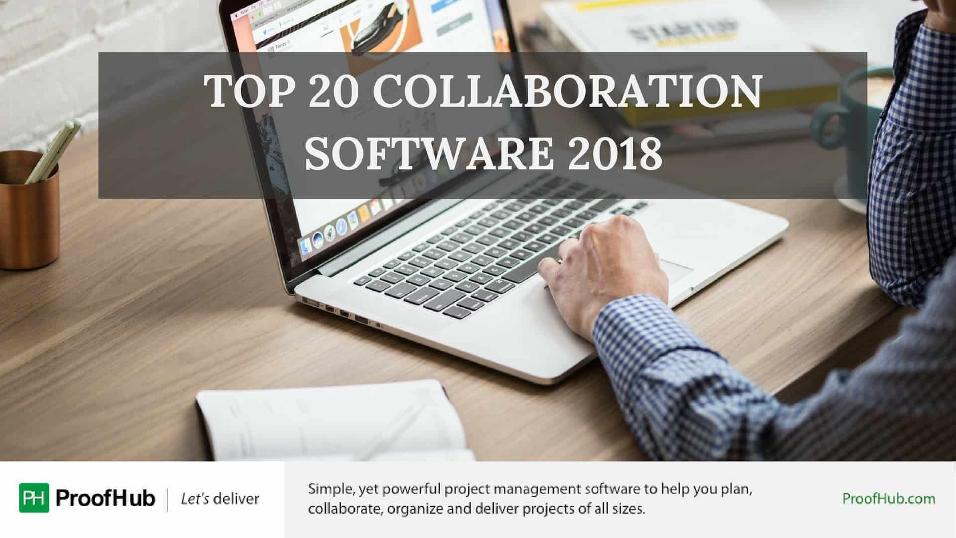 Top 32 Collaboration Software 2020 Collaboration