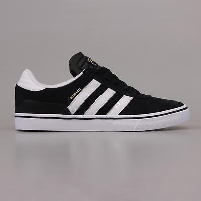 Adidas Skateboarding Busenitz Vulc Shoes Men's Trainers Black White Gum  Sole | Trainers | Men's Shoes