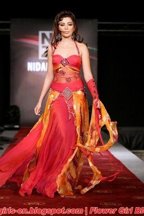 Egyptian Fashion 2012 | Egyptian Fashion 2012 - Evening