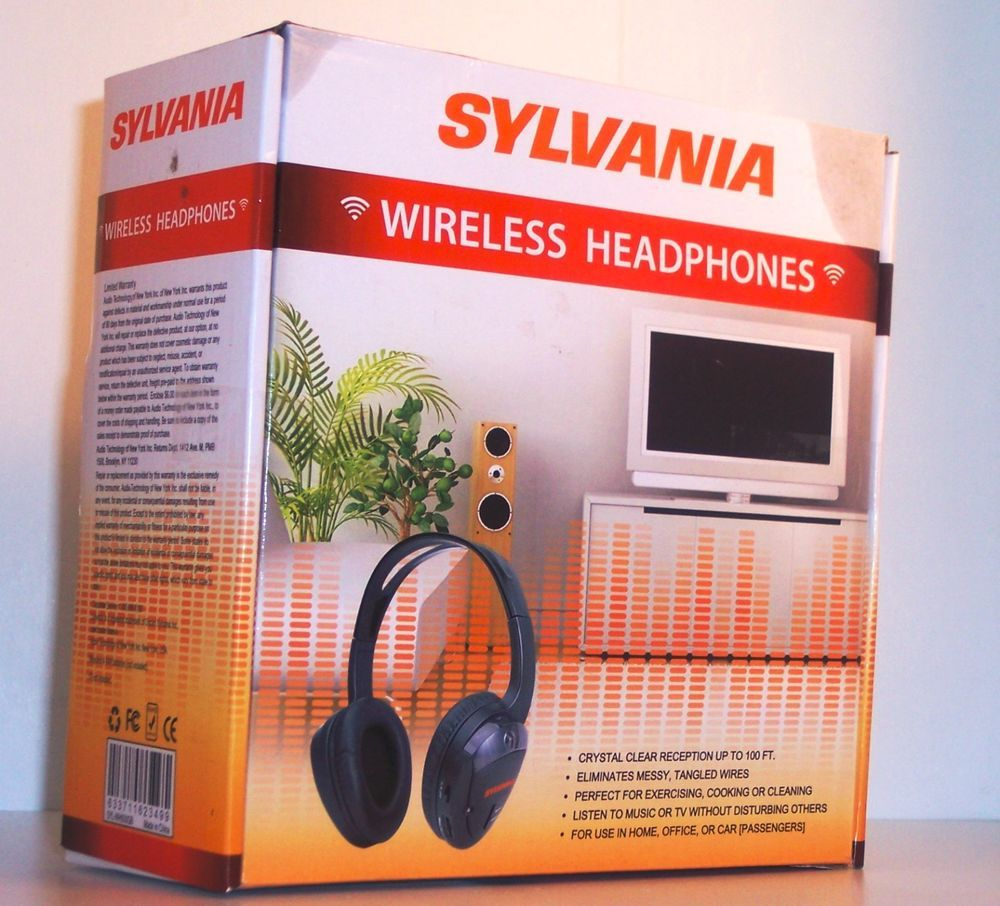 office radios. Sylvania Wireless Headphones Crystal Clear Reception 100 Feet Radio Transmission #OSRAMSYLVANIA Office Radios T