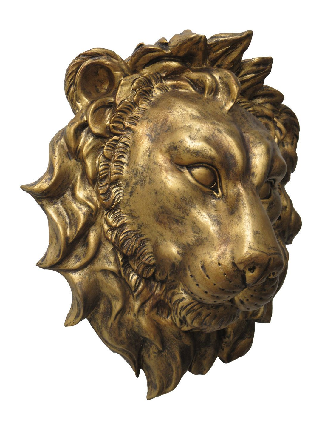 Lion wall decoration by three hands at gilt decor pinterest lion wall decoration from wall street office feat authentic models on gilt amipublicfo Choice Image