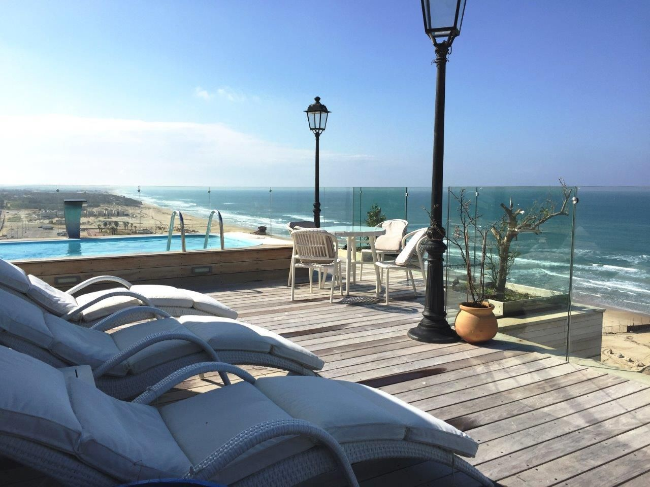 Ashdod Marina: Penthouse For Sale First Line To The Sea In Ashdod Marina