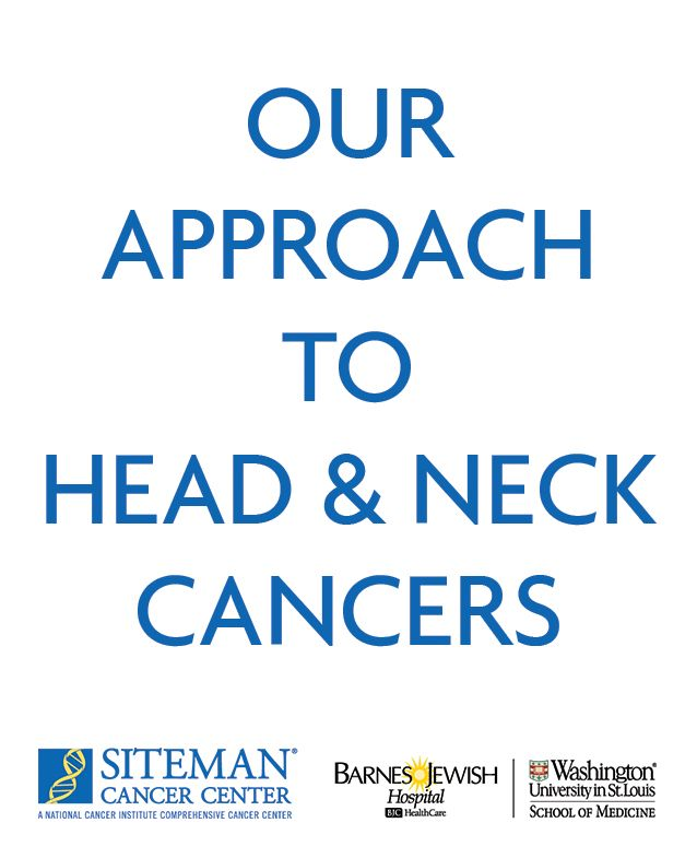 Our Approach - Head and Neck Cancer | Head and Neck Cancers