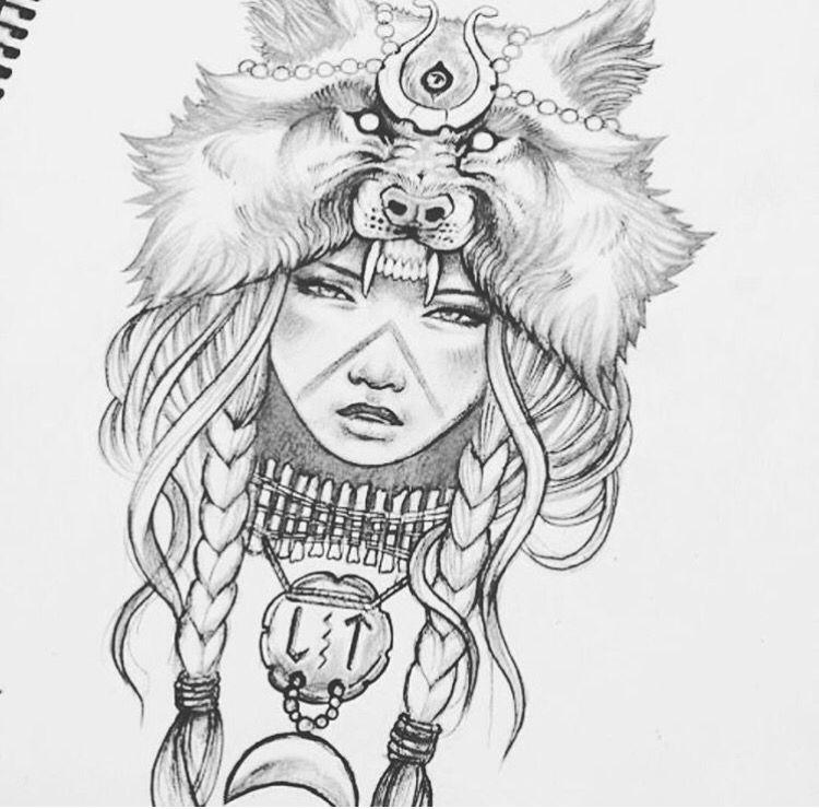 Gorgeous tribal piece
