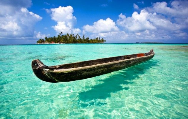 Places you must visit in your life...Dog Island, San Blas, Panama