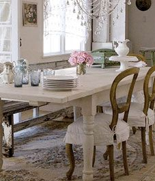 10 ways to get shabby chic style - Style At Home