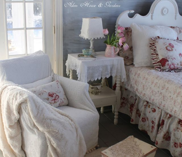 Cheap Shabby Chic Shabby Cottage Style Slipcovers For Chairs Shabby Chic