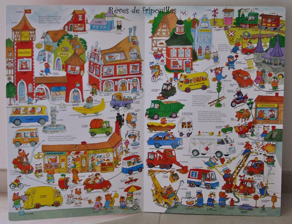 Le Plus Grand Livre Du Monde De Richard Scarry Ed Albin