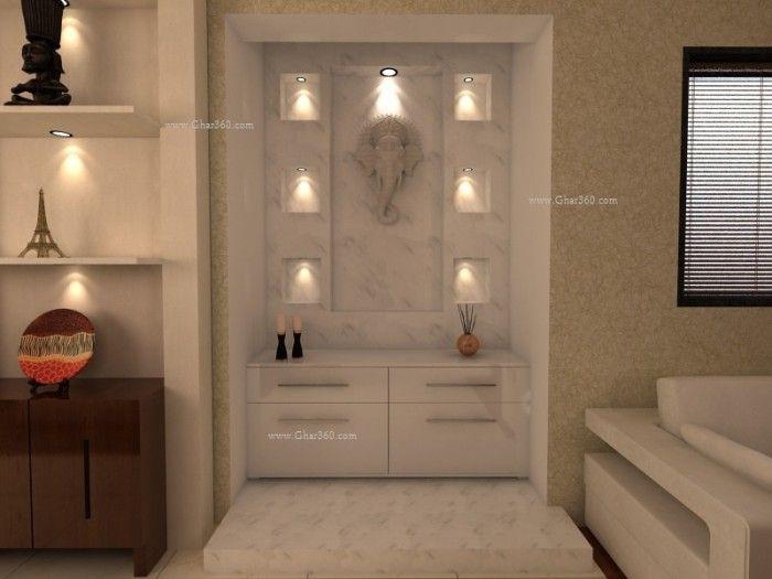 Designing The Divine Space Prayer Pooja Room