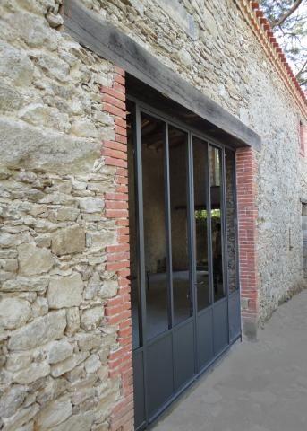 Verriere Design Exterieur De La Maison Amenagement Grange Maison En Pierre