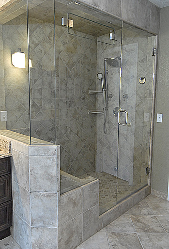 Add A Steam Shower To Your Bathroom Remodel Granitech Bathrooms Remodel Shower Remodel Shower Installation