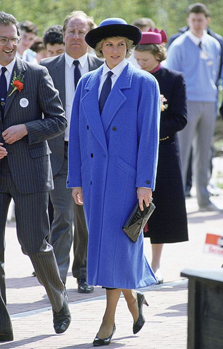 Pantone Colour of the Year 2020: Royals wearing Classic Blue, from Kate Middleton to Meghan Markle, Princess Diana & More