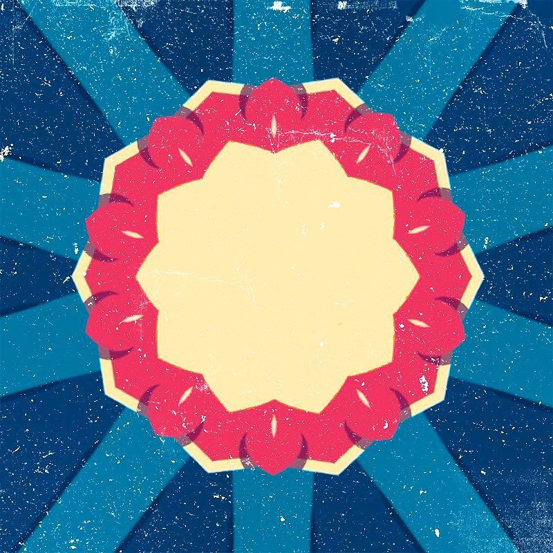 Day 49 #100dayproject #pattern #patterns #patterndesign #tile #tiles #tileaddiction by postround