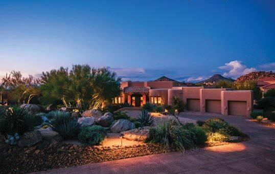 Candlewood Estates In Scottsdale Az Offered By Vicki Kaplan Kelly Karbon Of Arizona Best Real Phoenix Arizona Luxury Home Magazine Real Estate Luxur