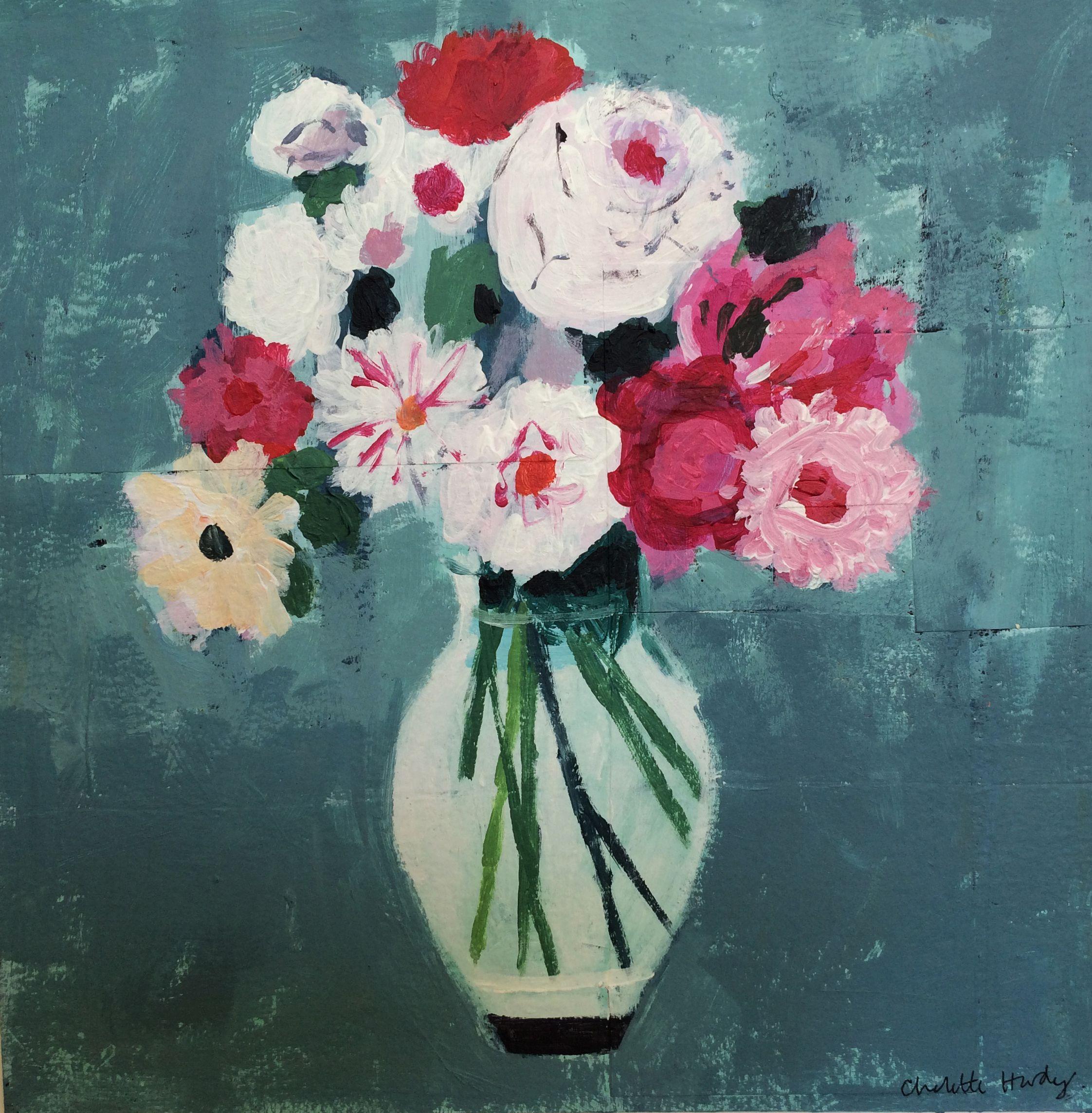 Kitchen Garden | art | Pinterest | Charlotte, Acrylics and Prints