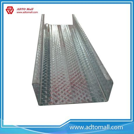Drywall Metal Studs Is Used For Partitioning The Wall The Product