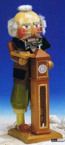Steinbach Hickory Dickory Dock Nutcracker -- More info could be found at the image url.