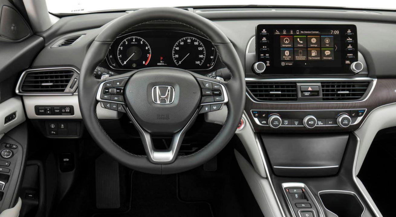 2020 Honda Accord Interior Redesign from 2020 Honda Accord