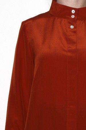 MES DAMES - Elin blouse orange