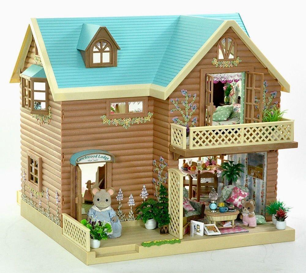 シルバニアファミリー おしゃれまとめの人気アイデア Pinterest 悦子 岡村 シルバニアファミリー 小さい家 赤い屋根