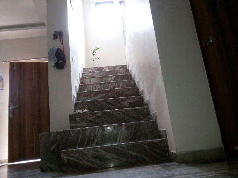 Small stair in home