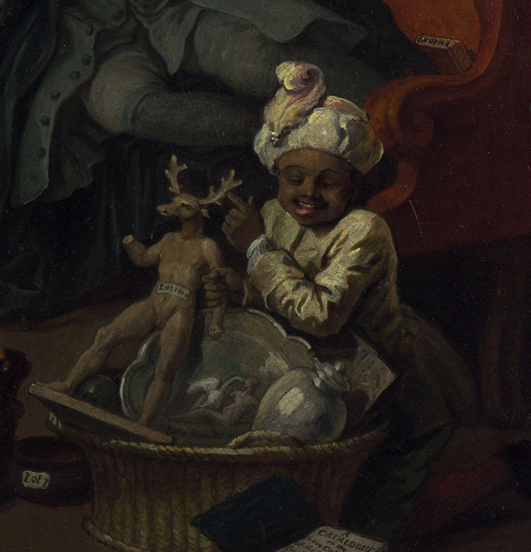 William Hogarth Marriage A La Mode The Toilette England C 1743
