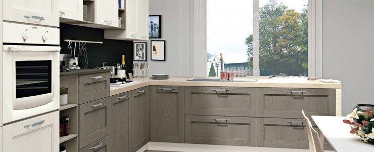 Cucine Lube Roma presenta la cucina Mya di Creo Kitchens | Cucine ...