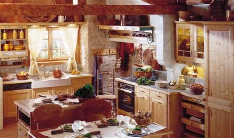 Großartig Kleine Französisch Landküche Bilder - Ideen Für Die Küche ...