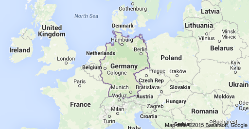 Google Belgium Germany Germany Map Bratislava Slovakia