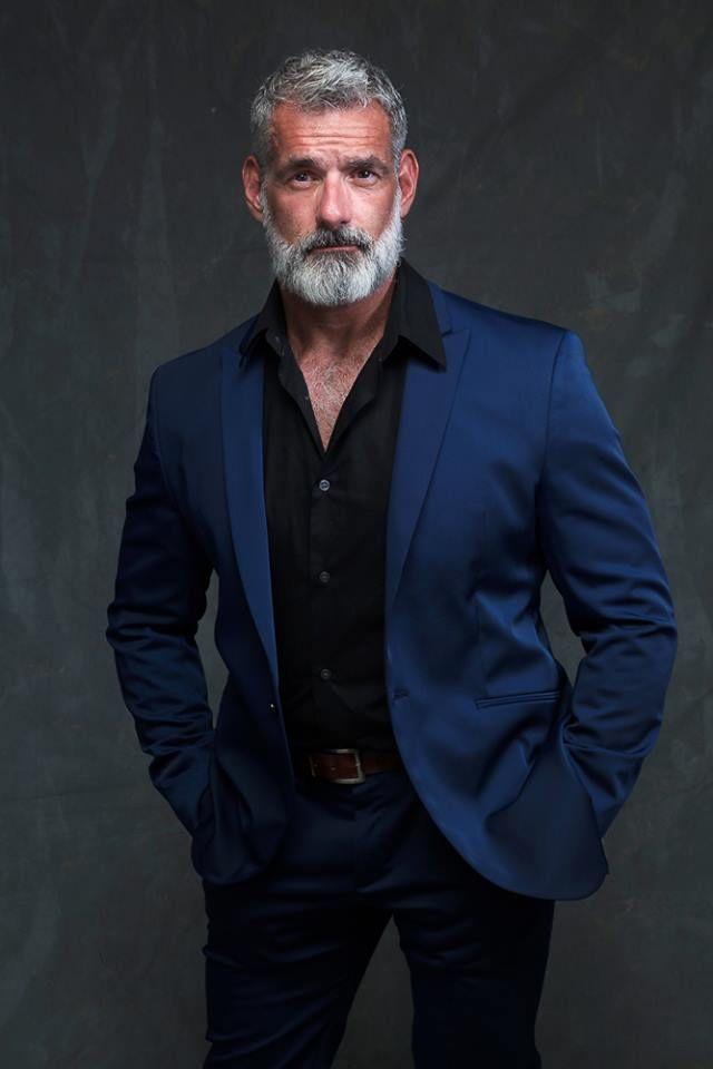 Suited Bear Older Mens Fashion Mature Mens Fashion Gq
