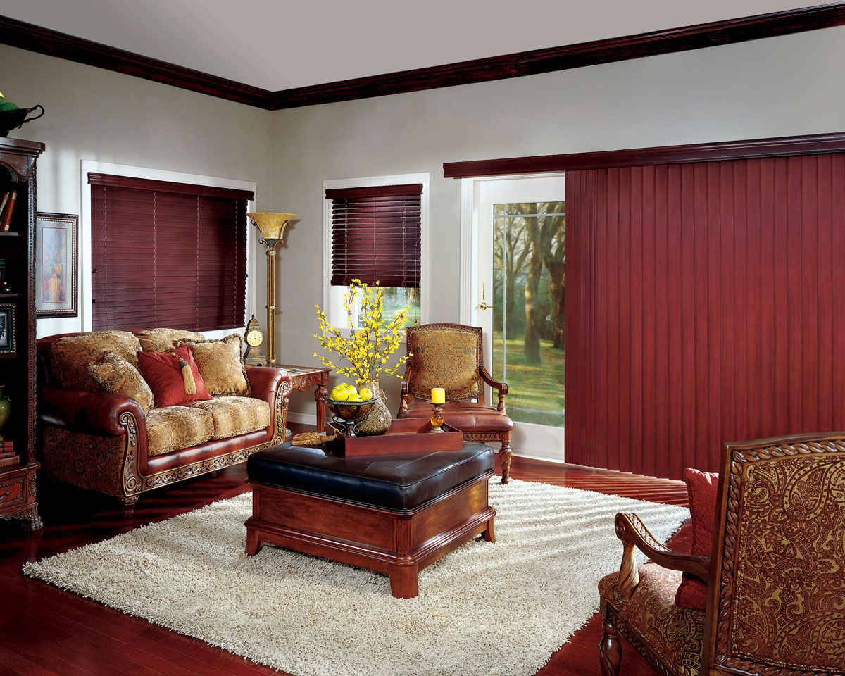 Modern living room window treatments beautify your home