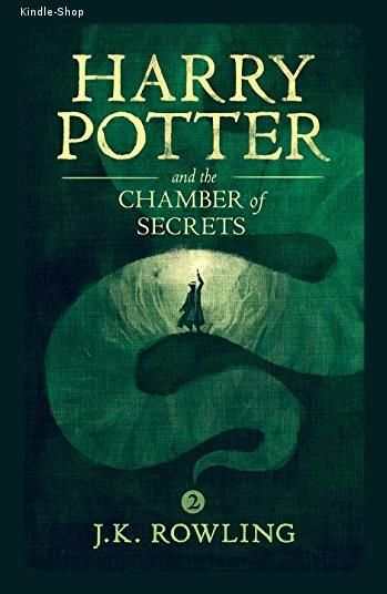 Harry Potter And The Chamber Of Secrets English Edition Kammer Des Schreckens Harry Potter 2 Bucher