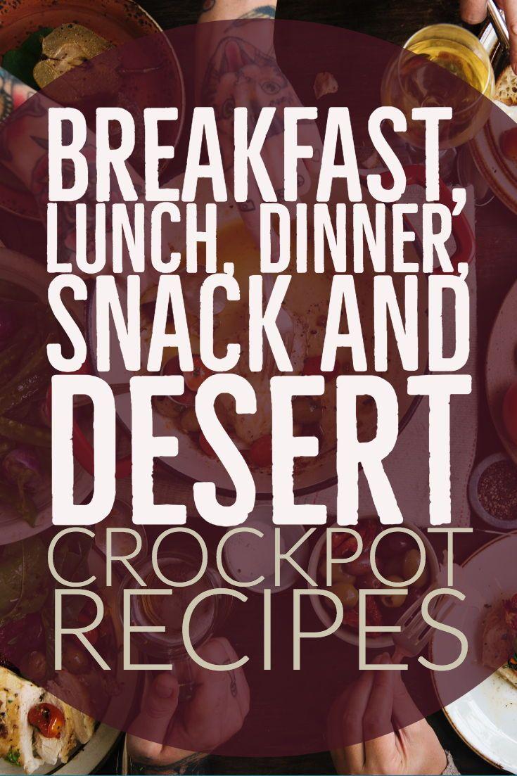 Delicious and Healthy Crock-Pot Meals | Natalie Hodson #healthycrockpots