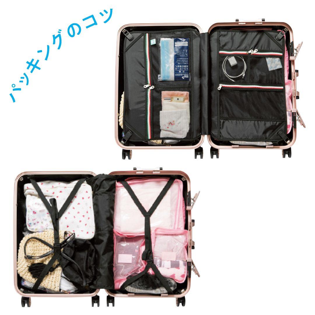 ハワイ旅行の持ち物 パッキングのコツを達人が伝授 ハワイ旅行 旅行 パッキング 海外旅行 持ち物