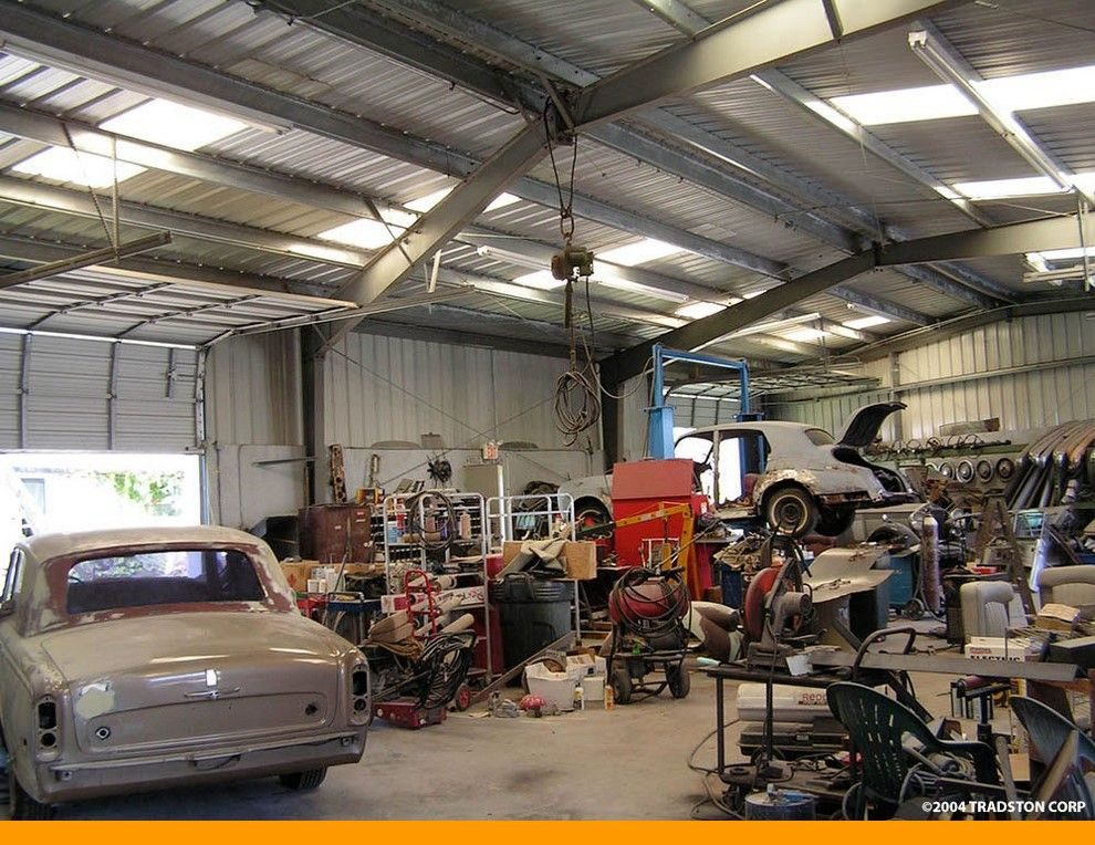 How To Create Your Own Garage Workshop Garage Design Auto Body