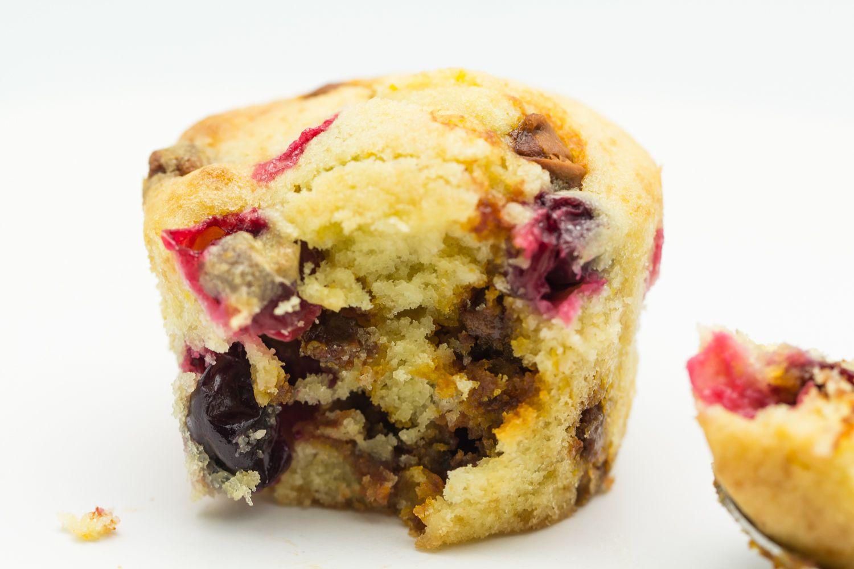 Hovkonditorn cranberryorangecinnamon muffins mat