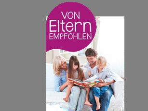 """Apfelbäckchen : """"Von Eltern empfohlen"""" -  Macht mit und werdet Elt..."""