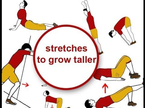 5 forceful stretching exercises to increase your height