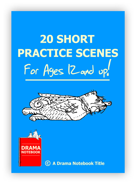 Acting Scripts for PracticeShort Scenes for Kids and