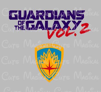 Guardians Of The Galaxy Logos Svg Studio Eps And Jpeg Digital Downloads Digital Jpeg Eps