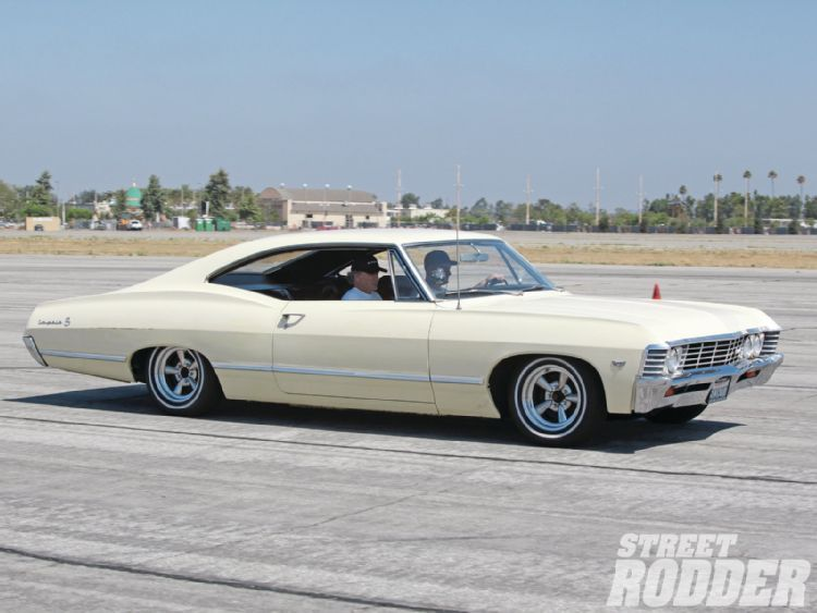 How To Update 1967 Chevrolet Impala Brakes Street Rodder