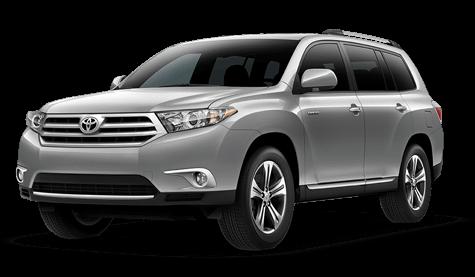 Toyota Highlander Toyota Highlander Toyota Toyota Dealership