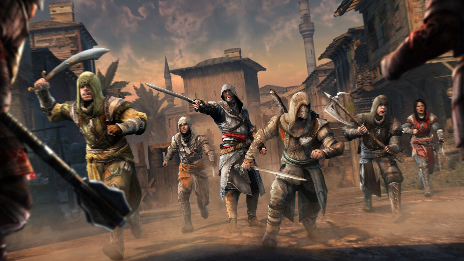 Assassins Creed Hd Wallpapers 1080p Assassins Creed
