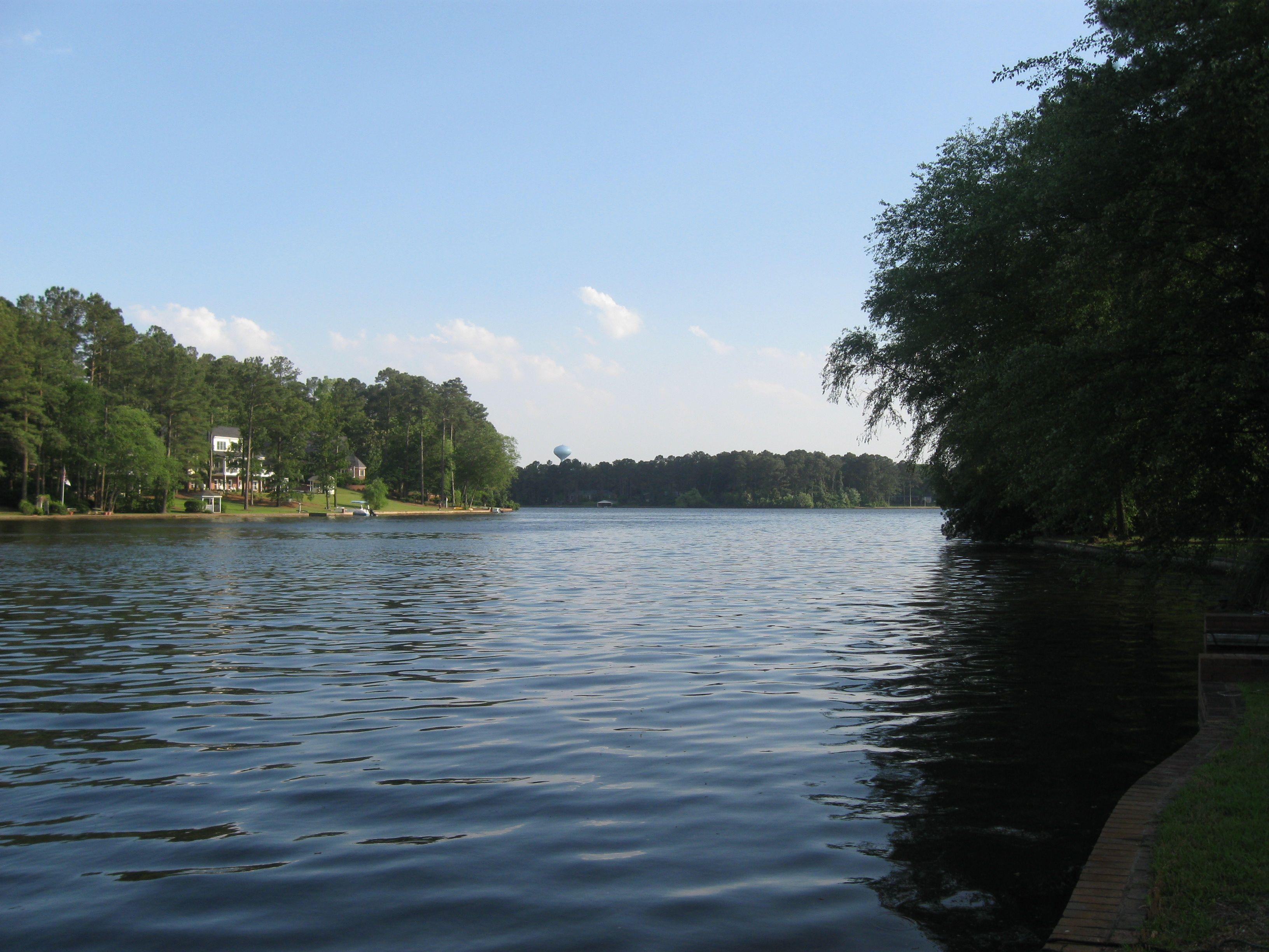 Lake Wakena, Walnut Creek, NC