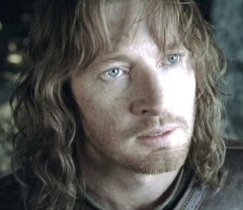 David Wenham Because 3 Lord Of The Rings The Hobbit Middle Earth