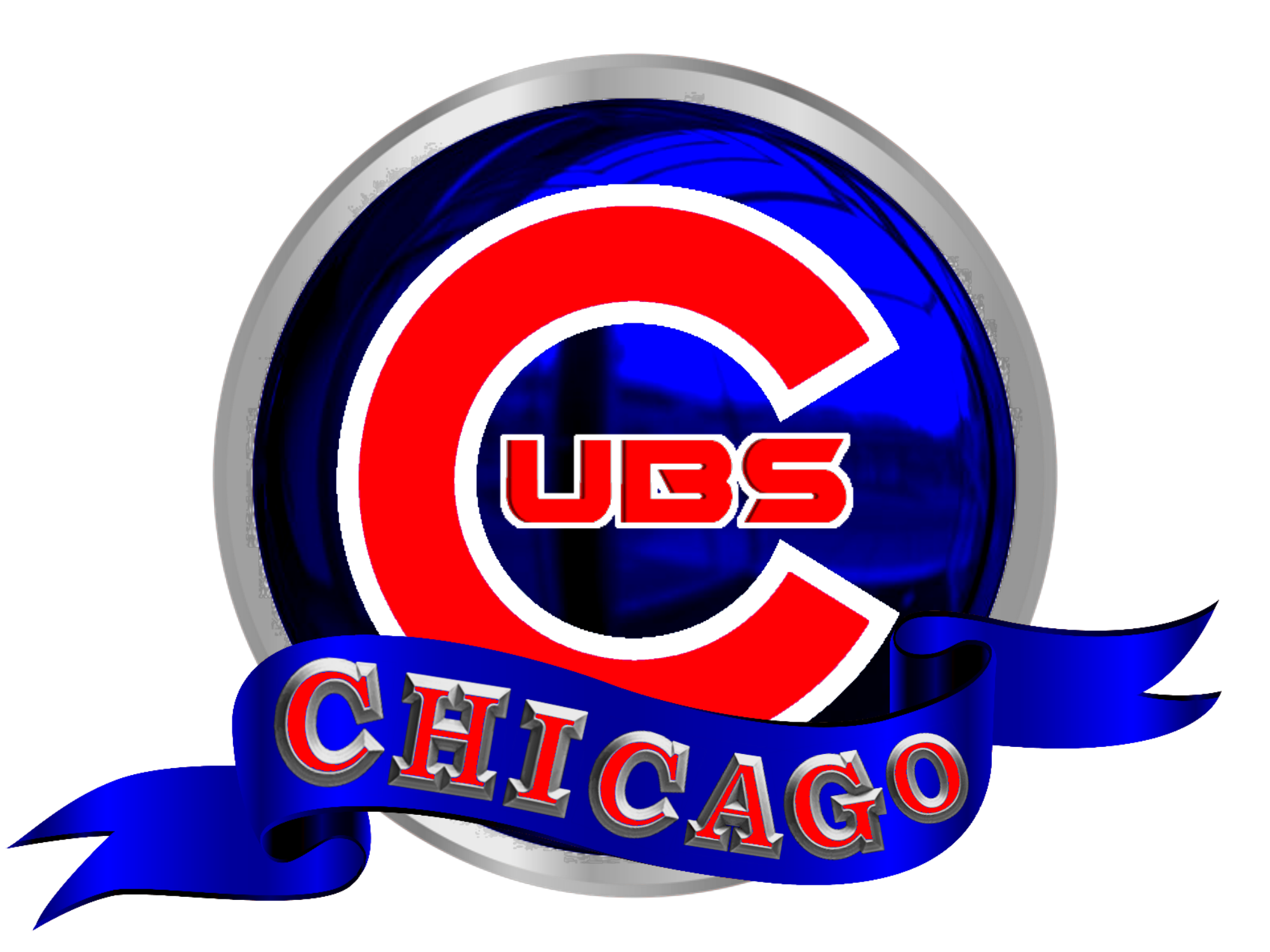Chicago Cubs Creations 2 Chicago Cubs Chicago Cubs Logo Chicago Sports