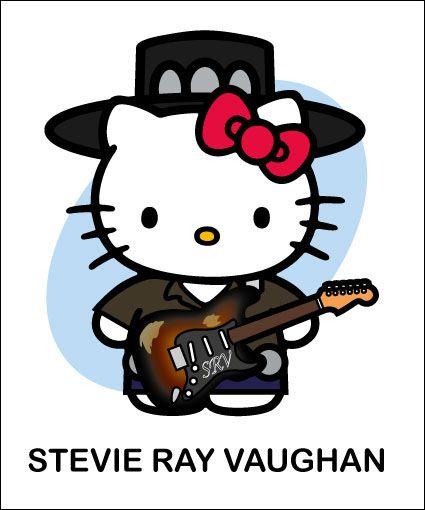 Guitar Hero Kitty on Behance