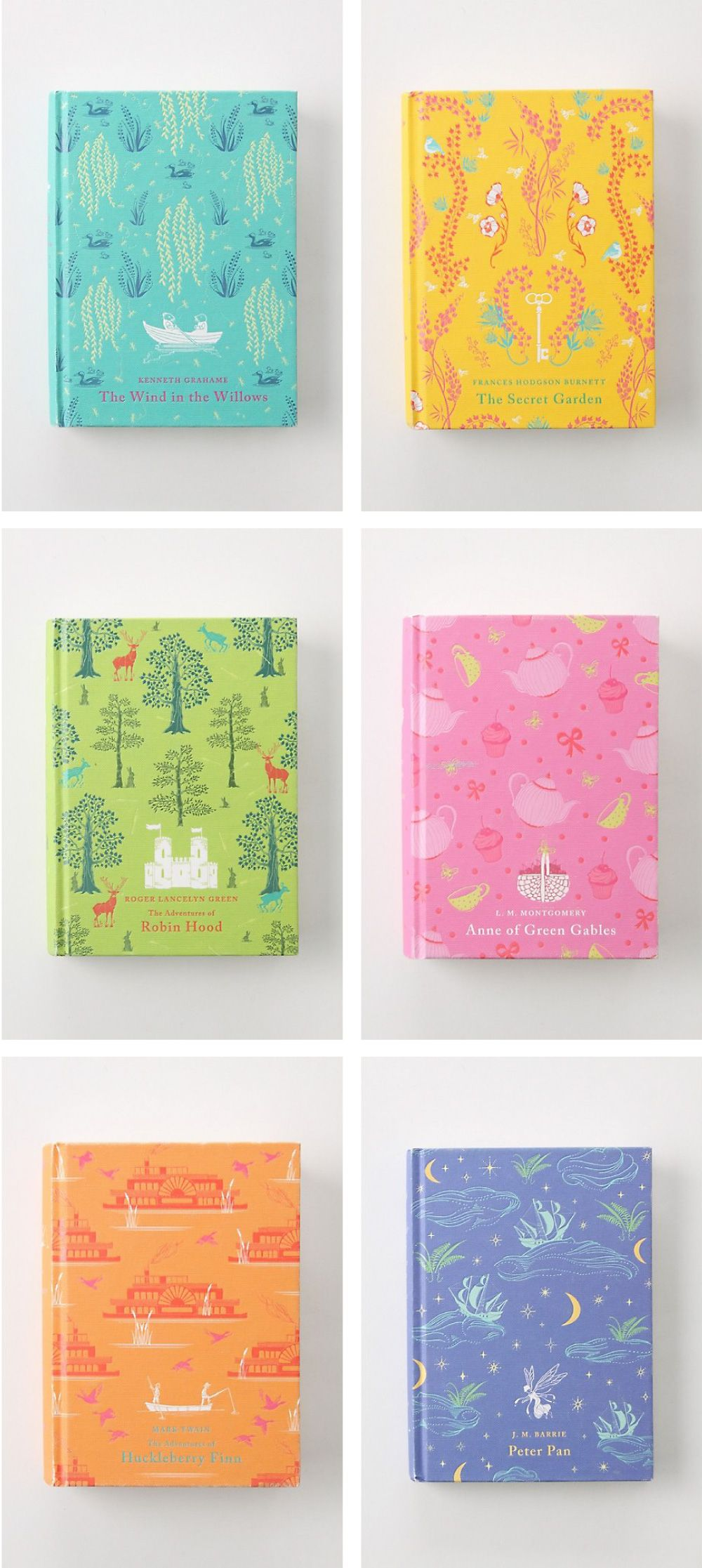 New Clothbound Covers Of Classic Books From Penguin Loving The Colourful Fabrics And The Graphic Prints Book Cover Design Book Design Book Cover Illustration